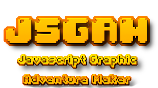 JavaScript Graphic Adventure Maker